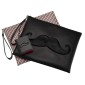 Christian Louboutin Group Shot Peter Pouch (POUCH - AED2890) (WALLET - AED1490)