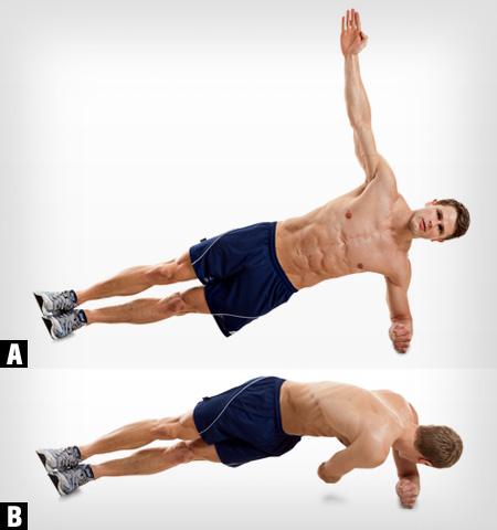 3 طرق لتقوية عضلات البطن السفلية أنا شرقي